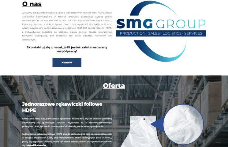 smggroup strona www logo wizytowki